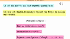 L2 Diagnostic Partie 1